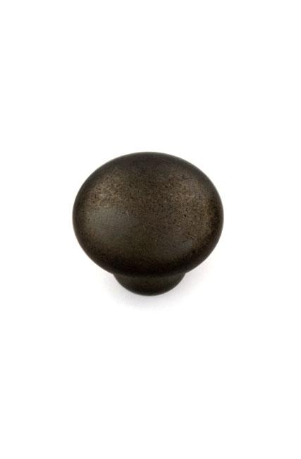 כפתור 24226 בגימור ברזל מושחר OLD AMERICA